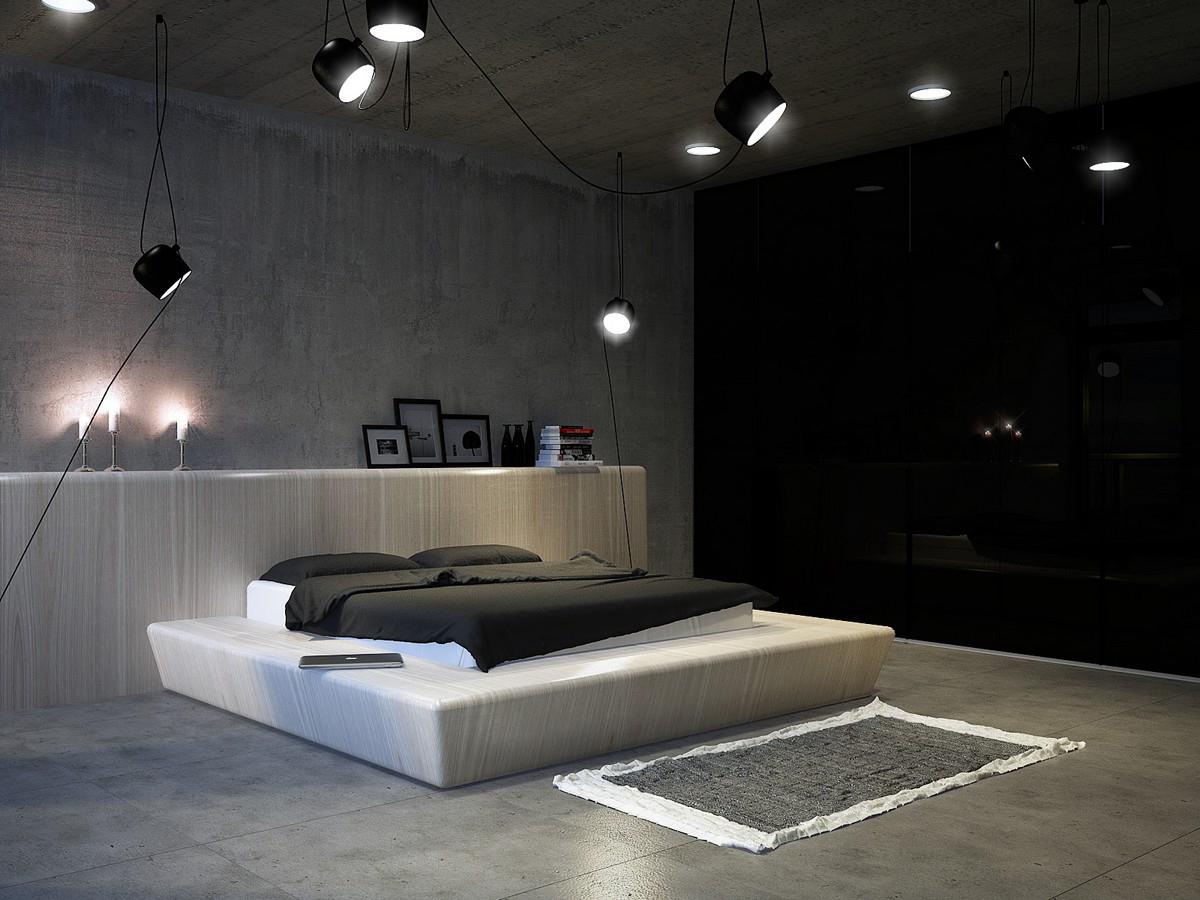 Bê tông trang trí - Làm thế nào để sử dụng chúng trong nội thất nhà hiện đại