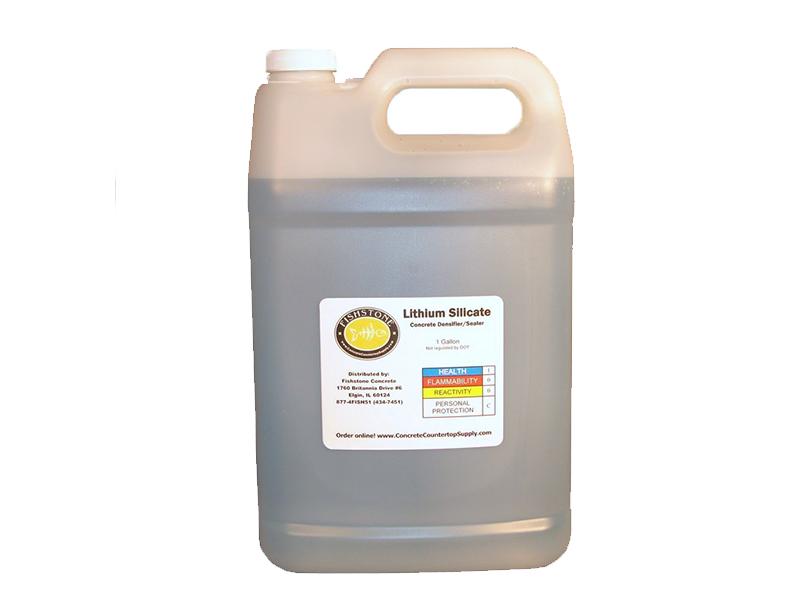 Chất làm cứng bê tông Lithium silicate - bê tông trang trí BM