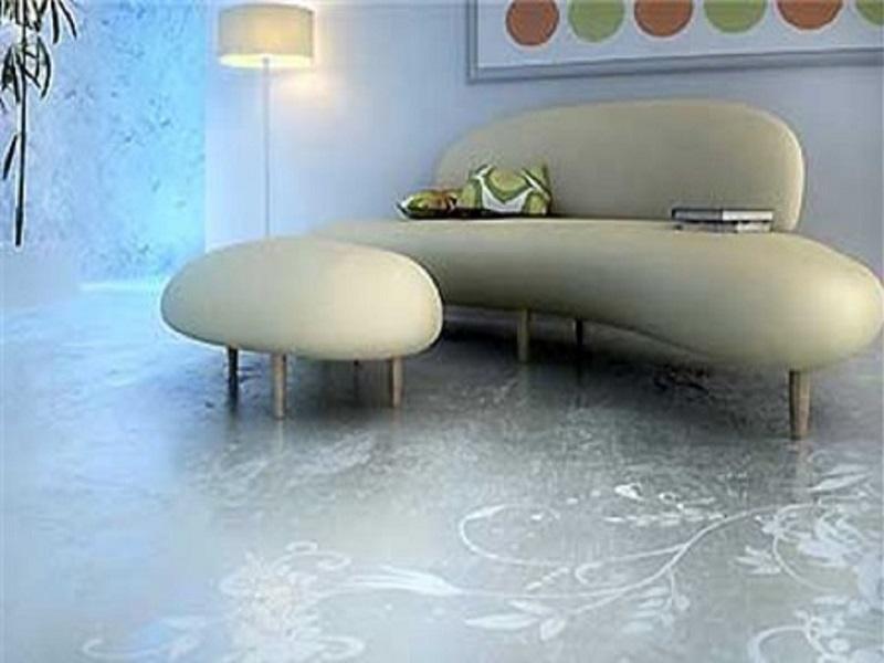 Mài sàn bê tông- Bê tông trang trí BM